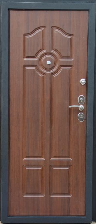 железные двери с домофоном кашира ступино